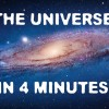 Universe explained in 4 minutes