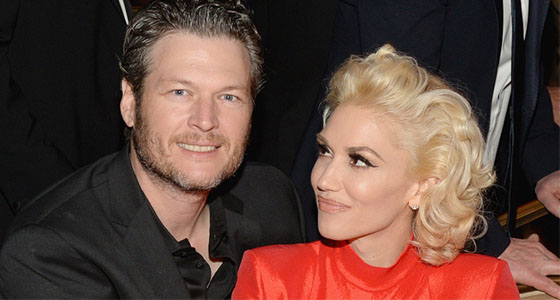 Gwen Stefani and Blake Shelton's life is a daily musical