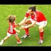 When kids meet their soccer heroes