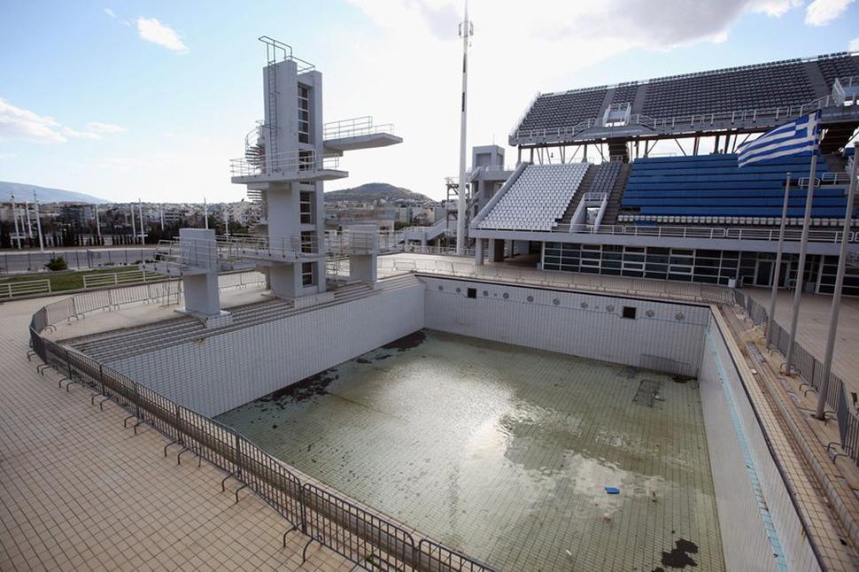 Athens 2004 Aquatic Centre