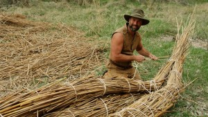 Building a boat out of reeds