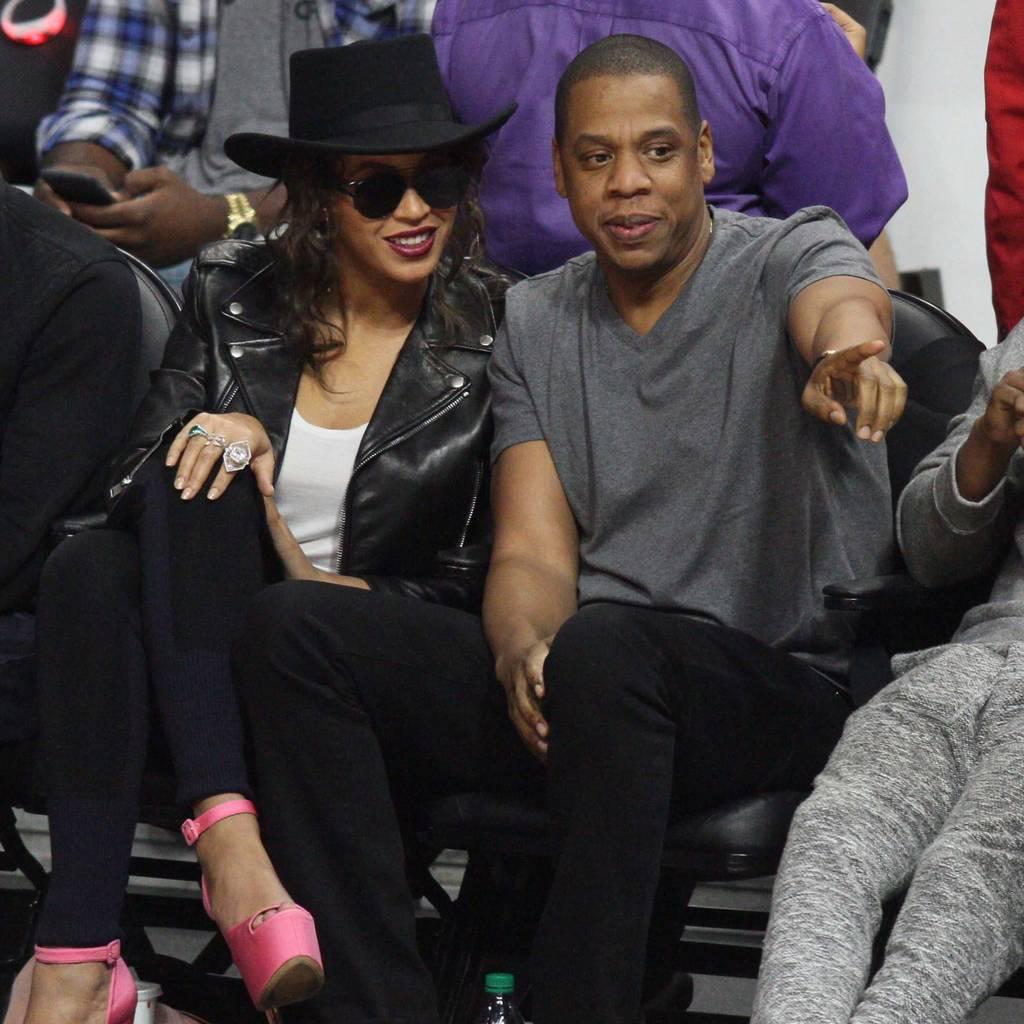 Beyonce and Jay Z  © WENN.com