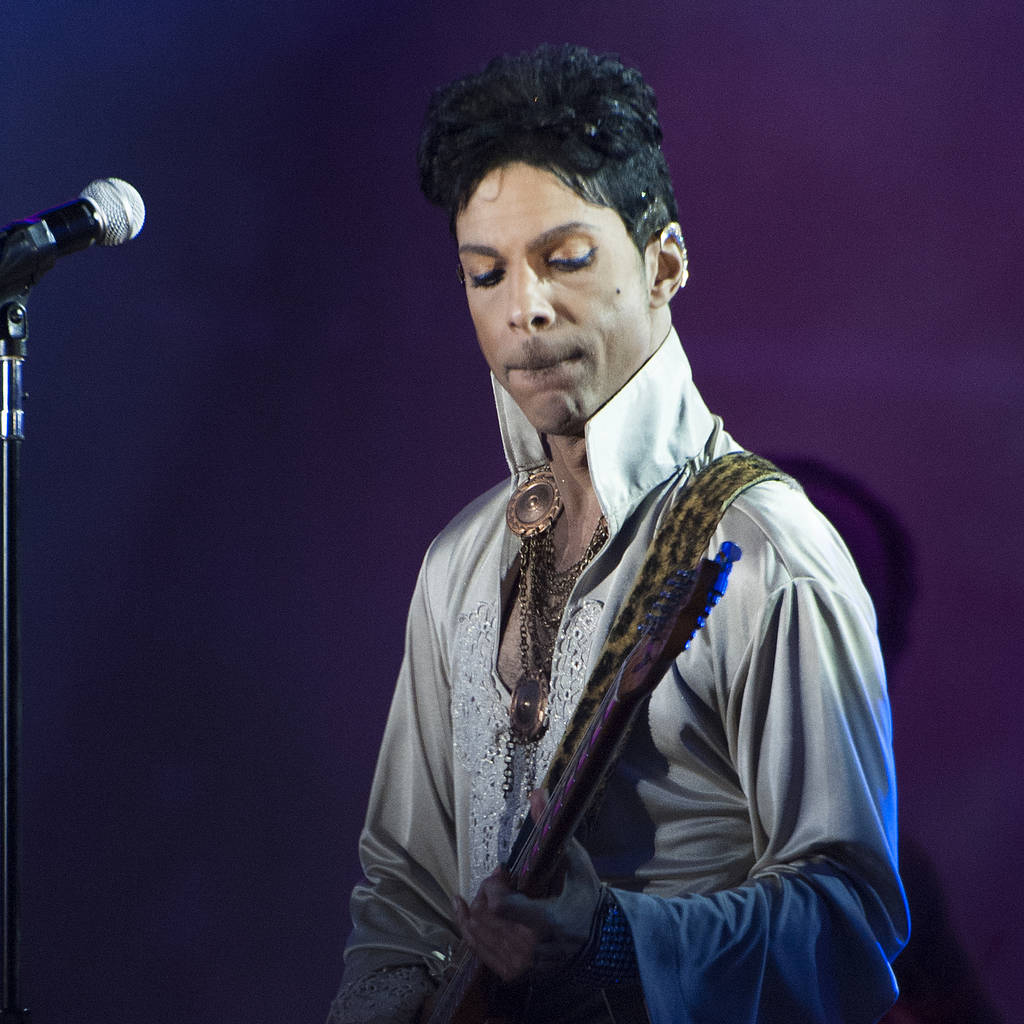 Prince  © WENN.com