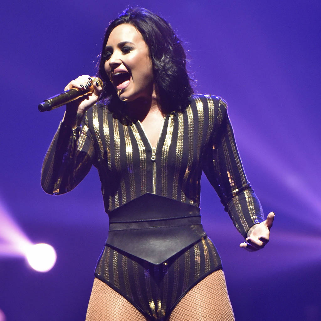 Demi Lovato  © Ray Garbo/WENN.com