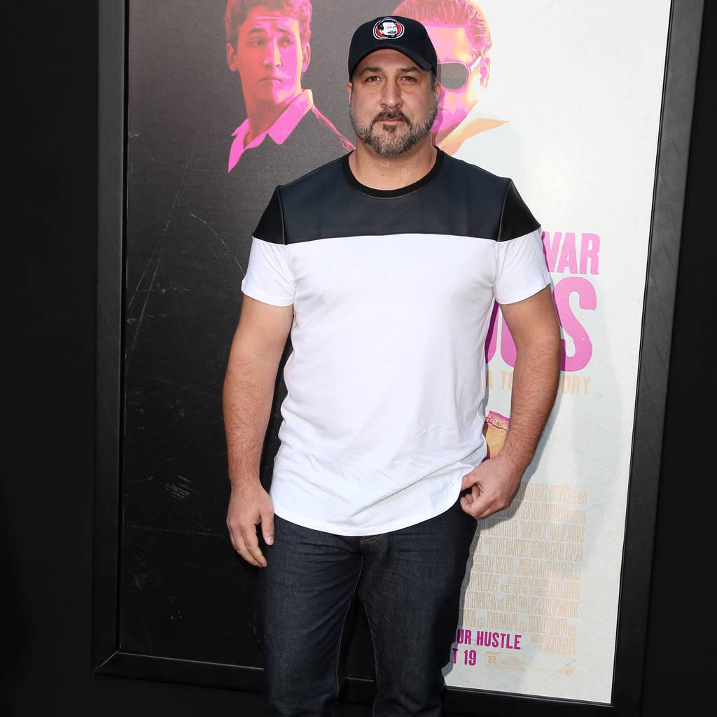 Joey Fatone  © FayesVision/WENN.com