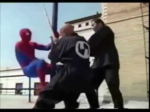 Spiderman was around in the 70's
