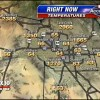 Surface temperatures in Arizona can melt copper