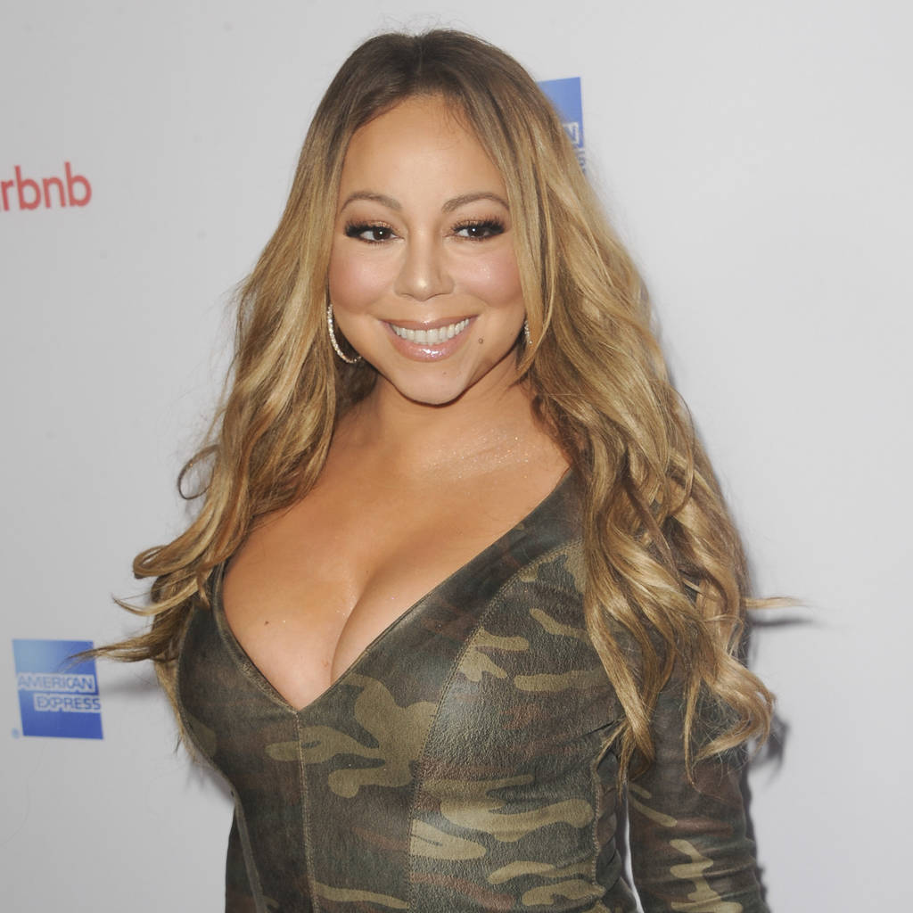 Mariah Carey and Nick Cannon celebrate Thanksgiving in ... Mariah Carey