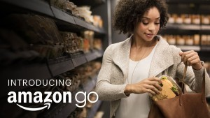Amazon Go. Best. Store. Ever.