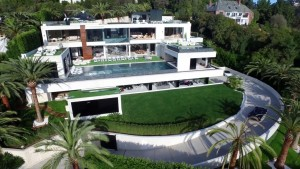 An inside look at this insane $250 Million dollar home