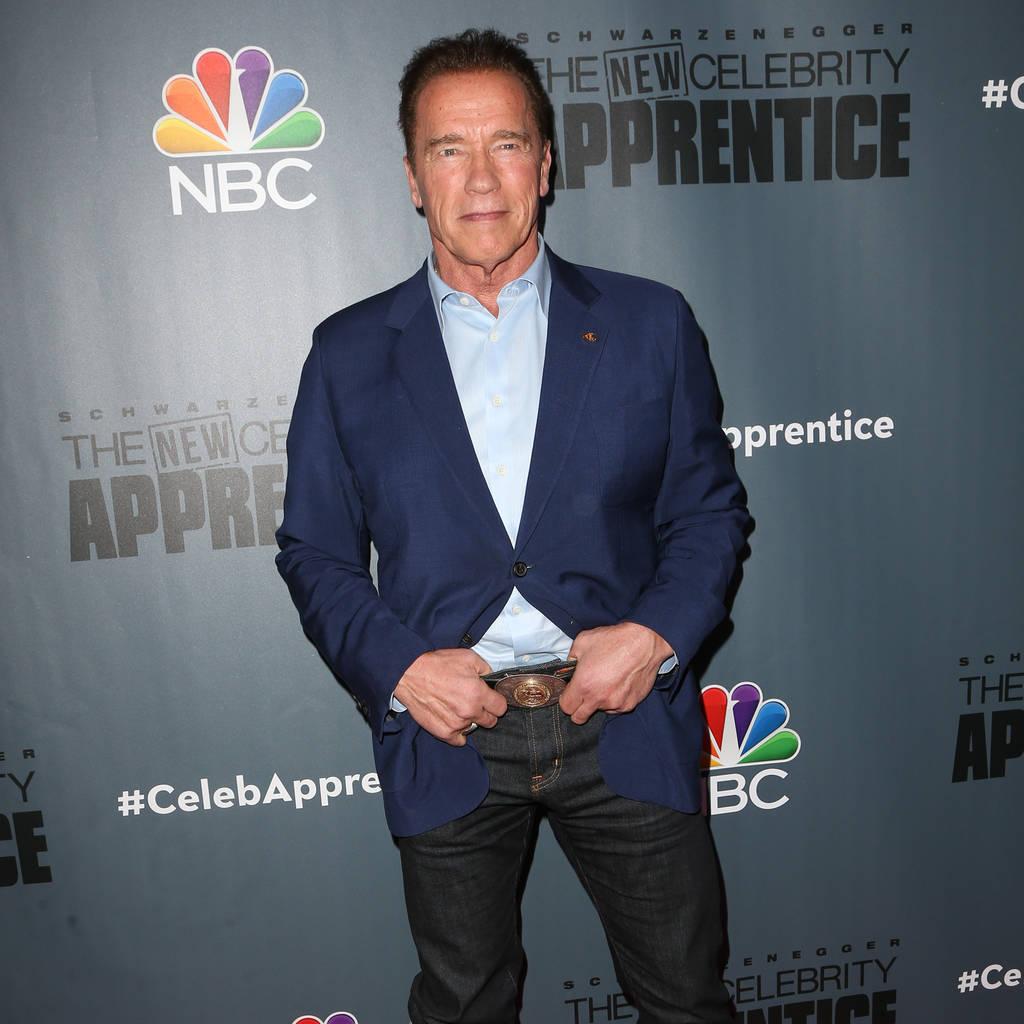 Arnold Schwarzenegger 2017 Muscle