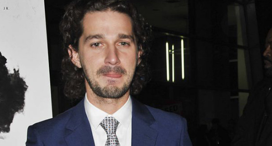 Shia LaBeouf agrees to plea deal in public intoxication case