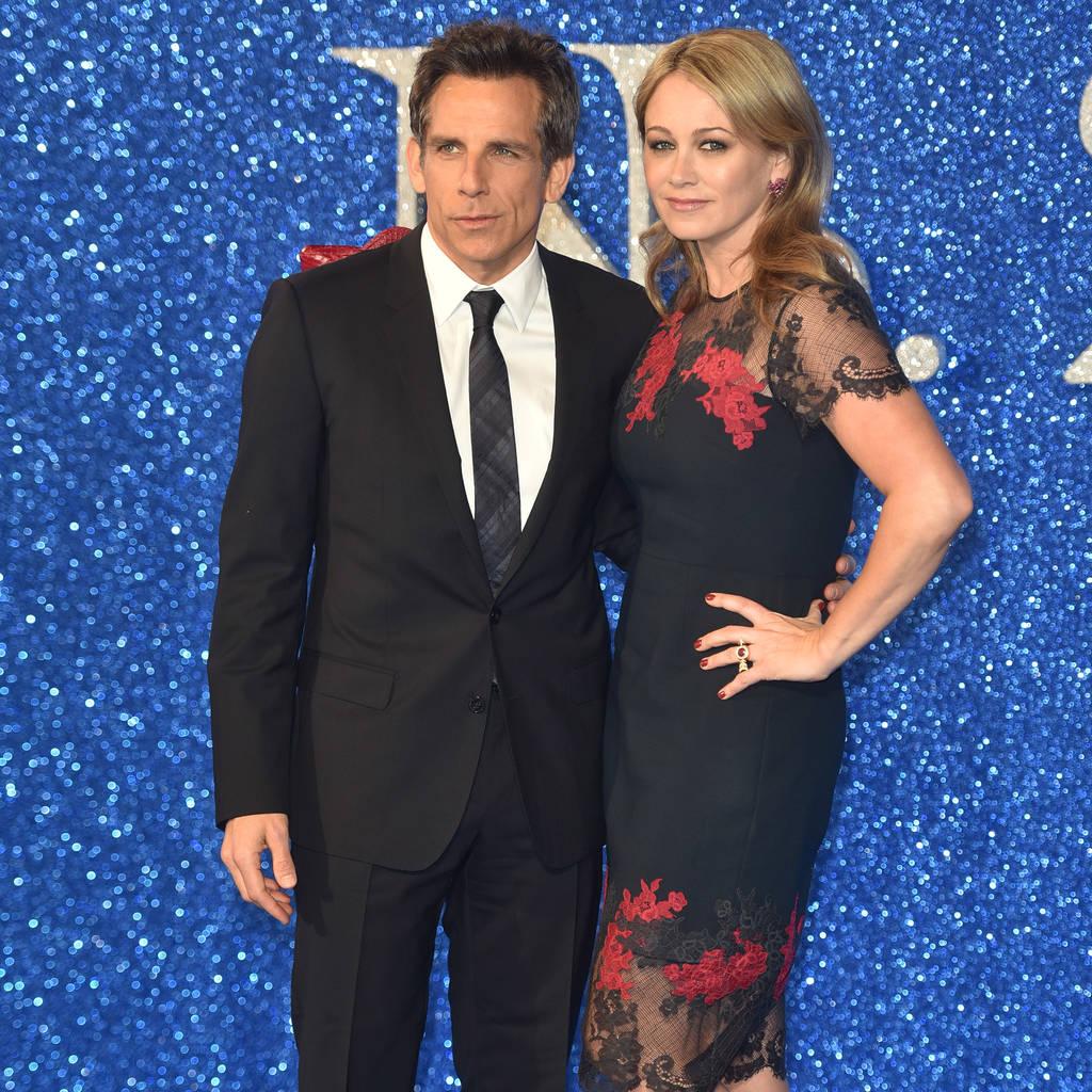 Ben Stiller and his wife split - The Tango