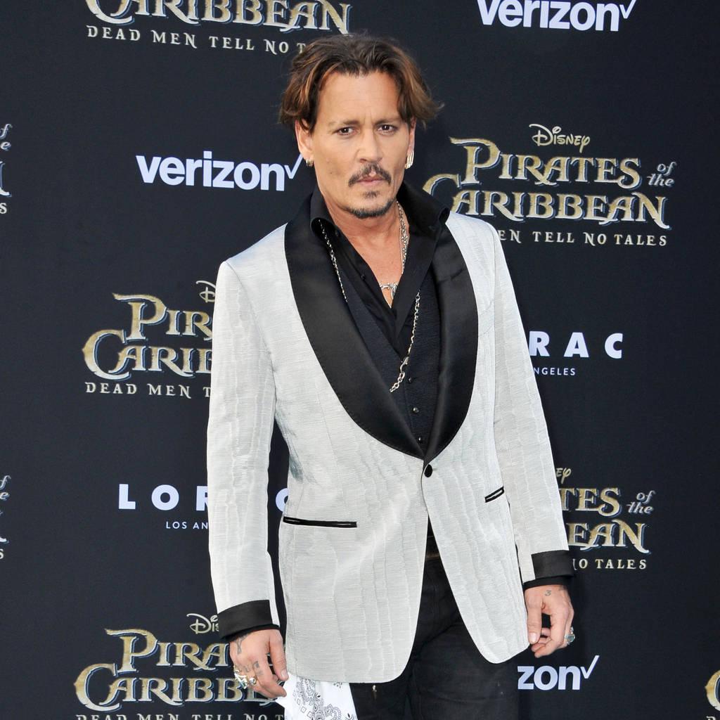 Johnny Depp Sex Scene 41
