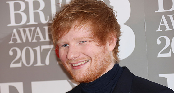 Ed Sheeran sparks rumors he's tied the knot with fiancee