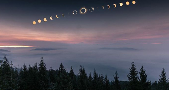The best eclipse shots from yesterday