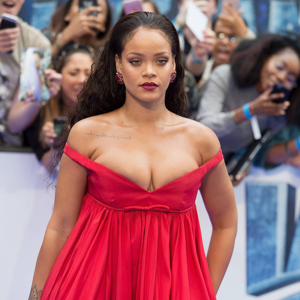 Rihanna cracks a joke ... Rihanna Songs