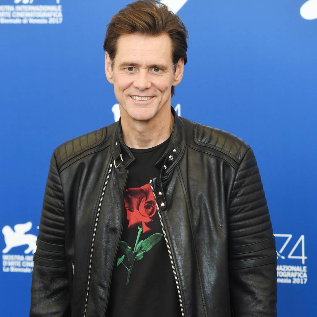 Jim Carrey New York Fashion Week