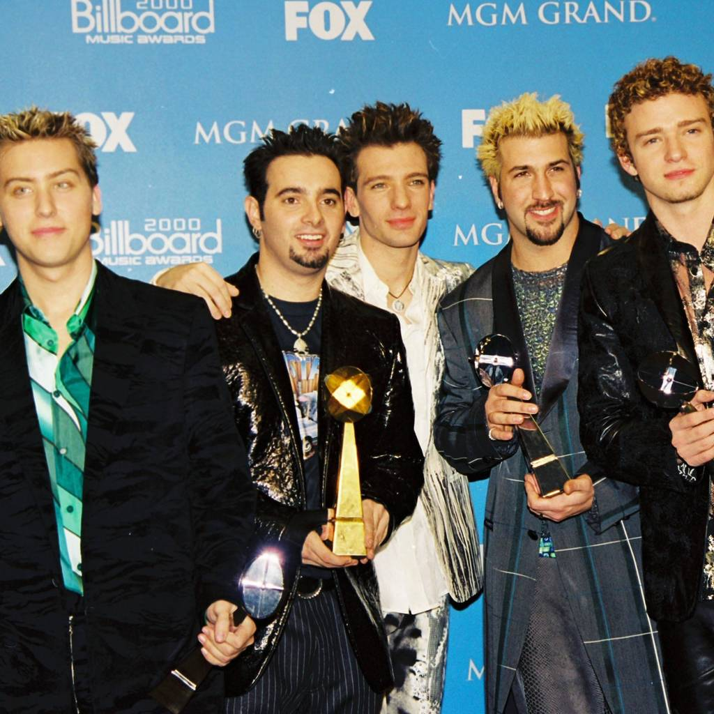 NSYNC re-releasing classic Christmas album and planning Walk of Fame ...