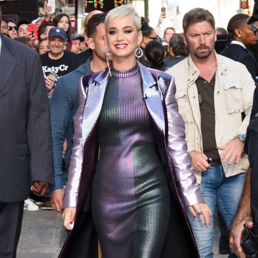 Katy Perry banned from China ahead of Victoria\u0027s Secret Fashion ...