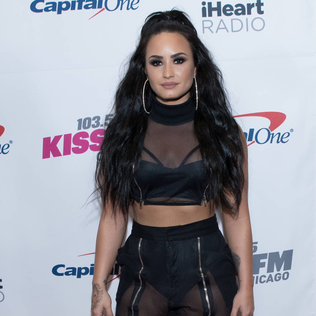 Demi Lovato: 'Overcoming Eating Disorder Was Most