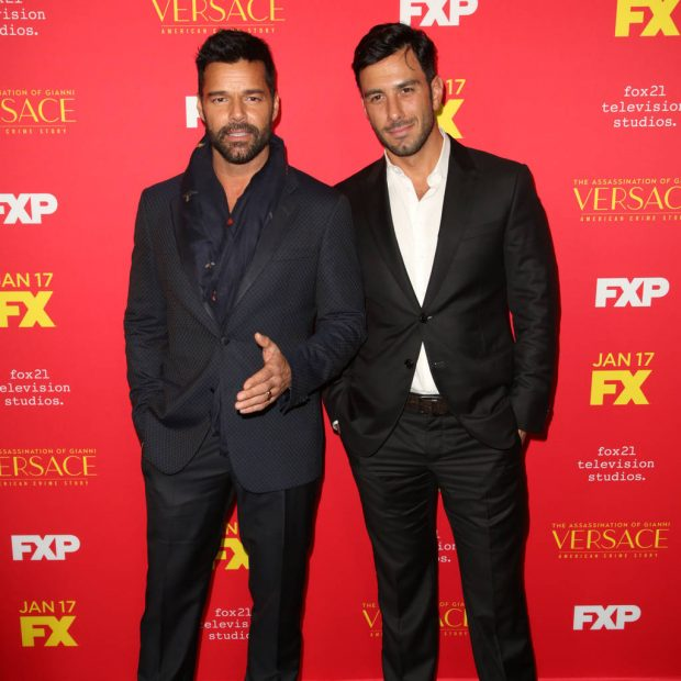 Ricky Martin is married - The Tango
