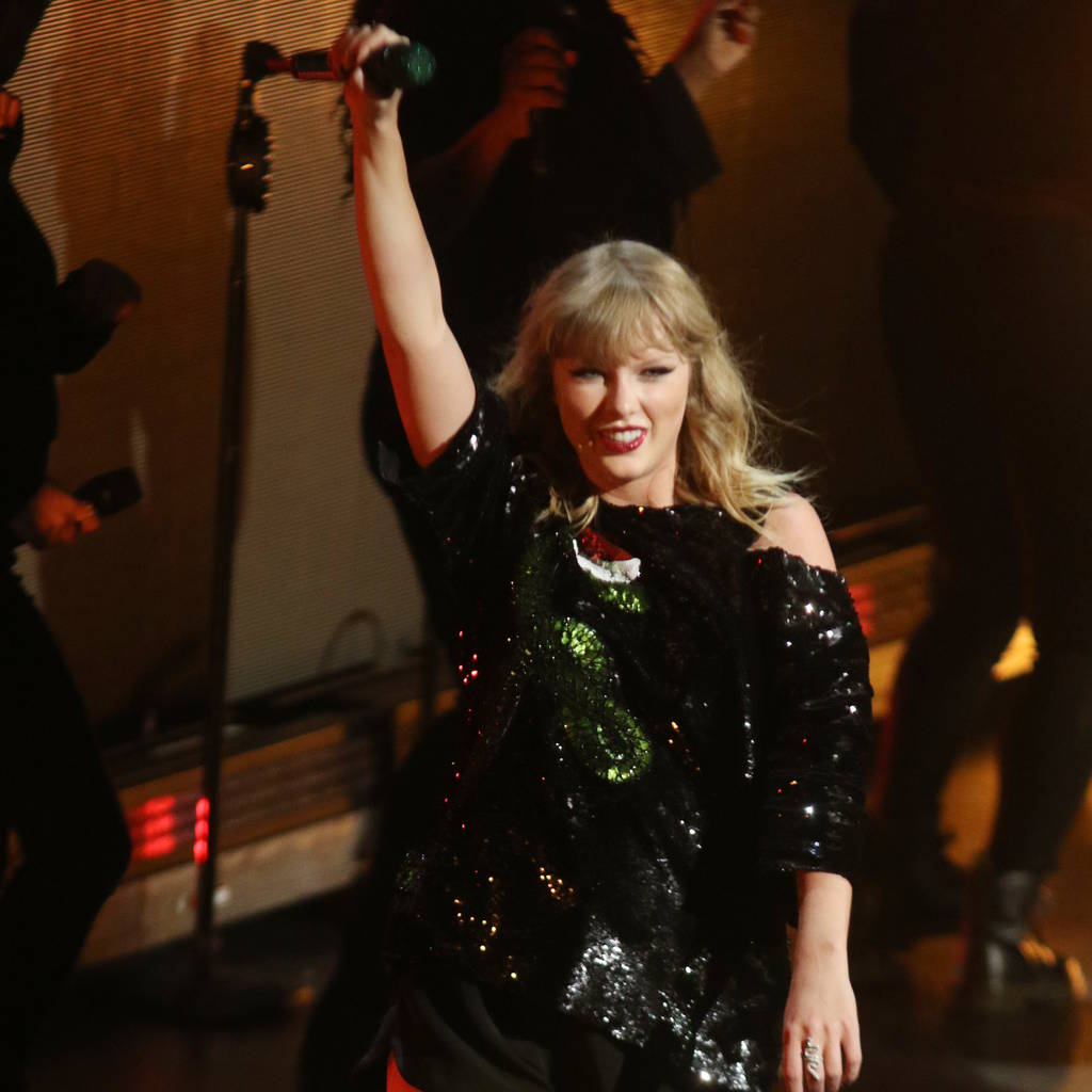 Taylor Swift sells $180 million in tour tickets in seven ...