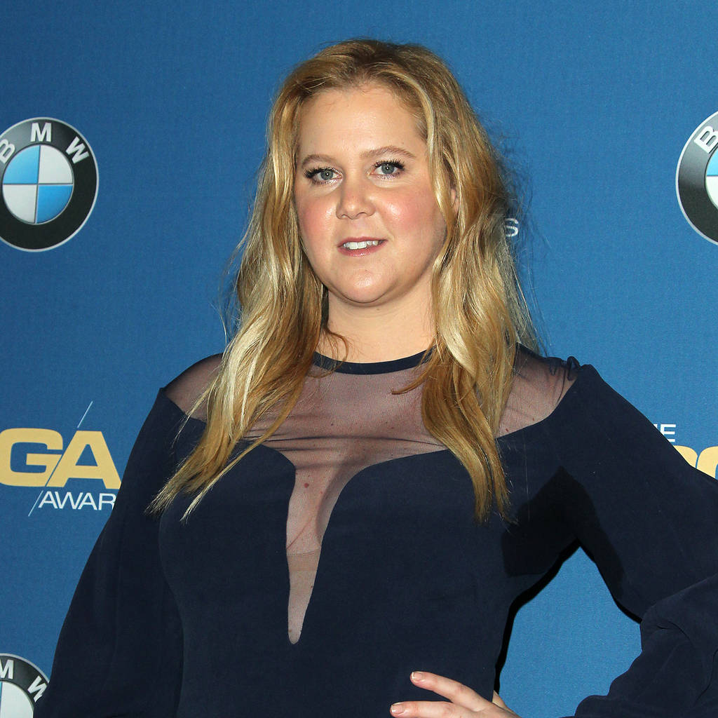 Amy Schumer Made X-rated Joke During Her Wedding Vows
