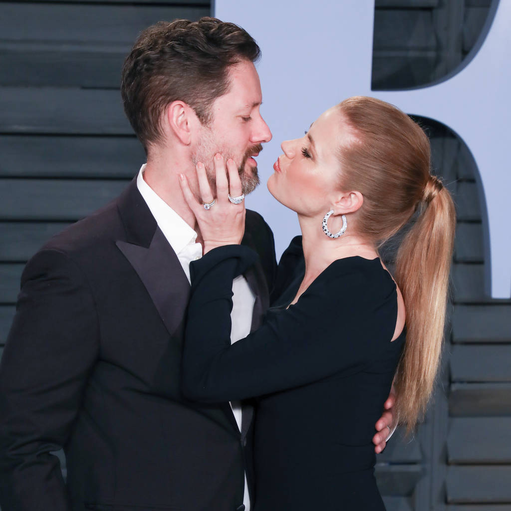 Amy Adams Being A Good Dad Is Sexy The Tango