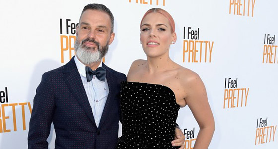 I Feel Pretty filming tested Busy Philipps' marriage