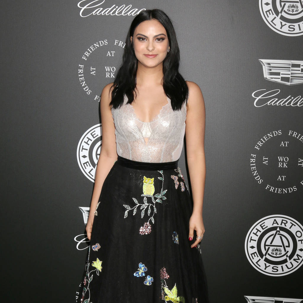 It Looks Like Camila Mendes Just Went IN on a Fan for Calling Out Her Relationship With Charles Melton