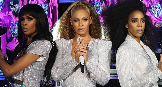 Destiny's Child in talks to record Charlie's Angels soundtrack – report