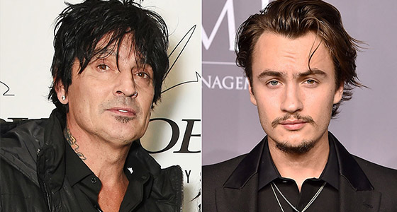 Tommy Lee's son looking to 'move on' from family feud