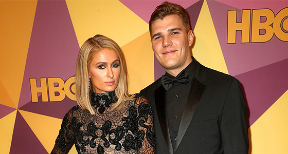 Paris Hilton's engagement is off