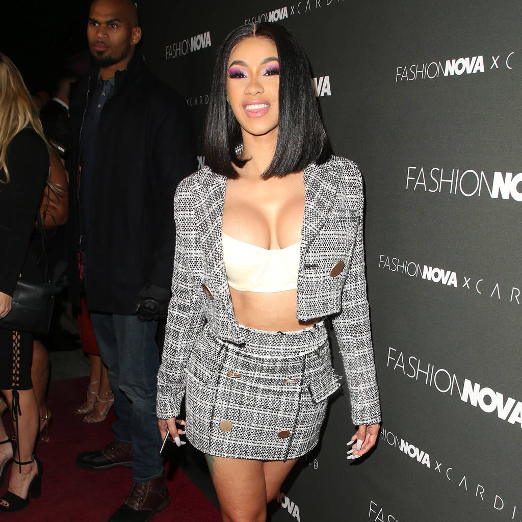 Cardi B won't change her sexy style now she's a mum - The Tango