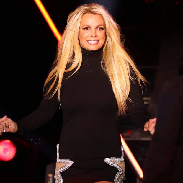 Britney Spears celebrates 20 years since release of debut ...