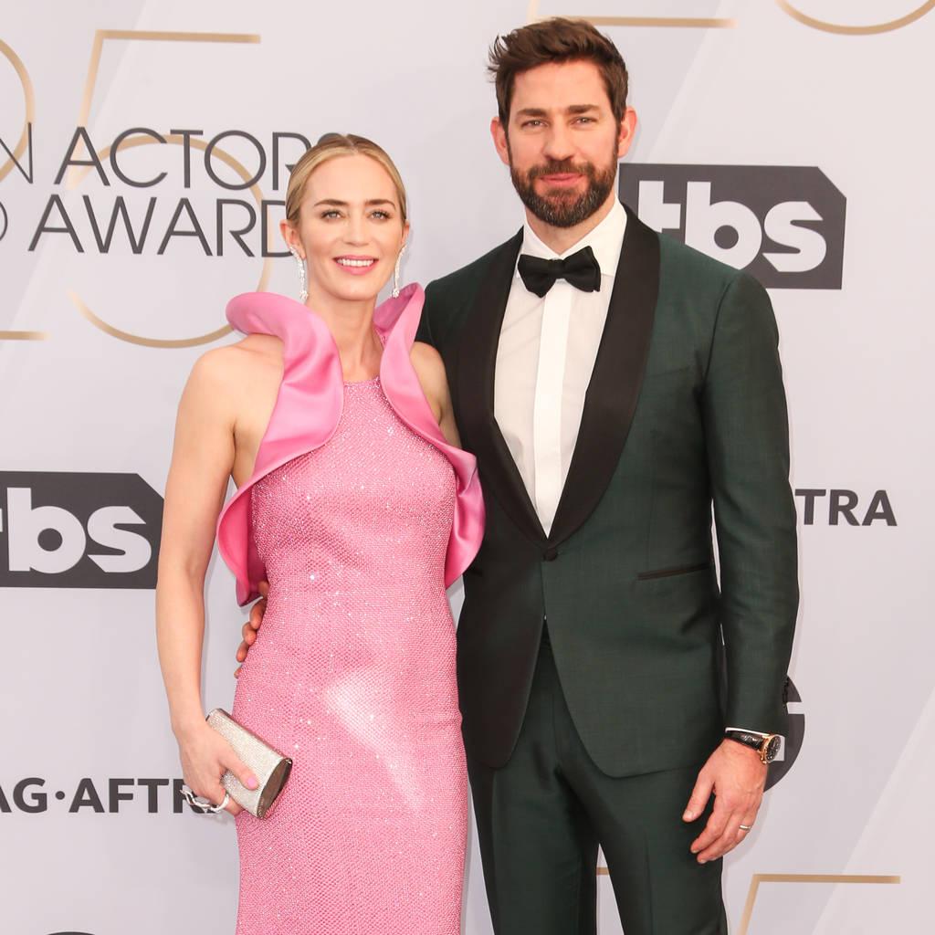 Emily Blunt dedicates SAG Award to 'stunning filmmaker ...