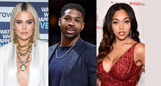 Khloe Kardashian reacts to rumors Tristan Thompson cheated with Jordyn Woods