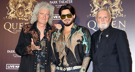 Queen to rock the Oscars