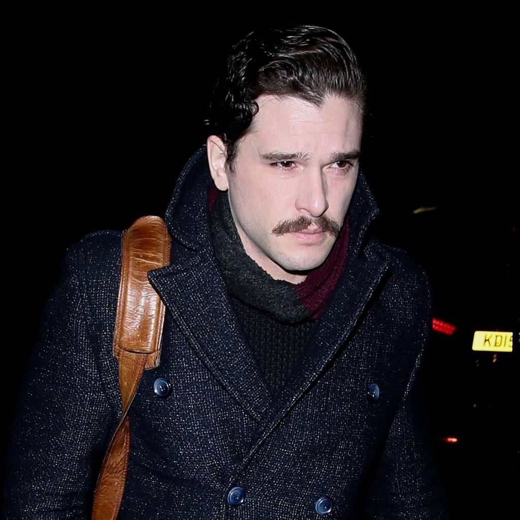 Kit Harington Game Of Thrones Haircut Messed Up My