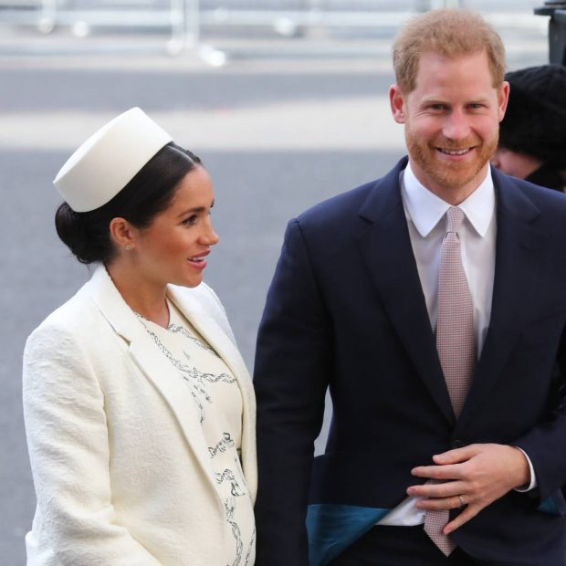 Duke And Duchess Of Sussex Welcome A Son