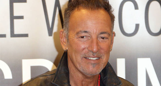 Bruce Springsteen exhibit in hometown to feature never-before-seen items