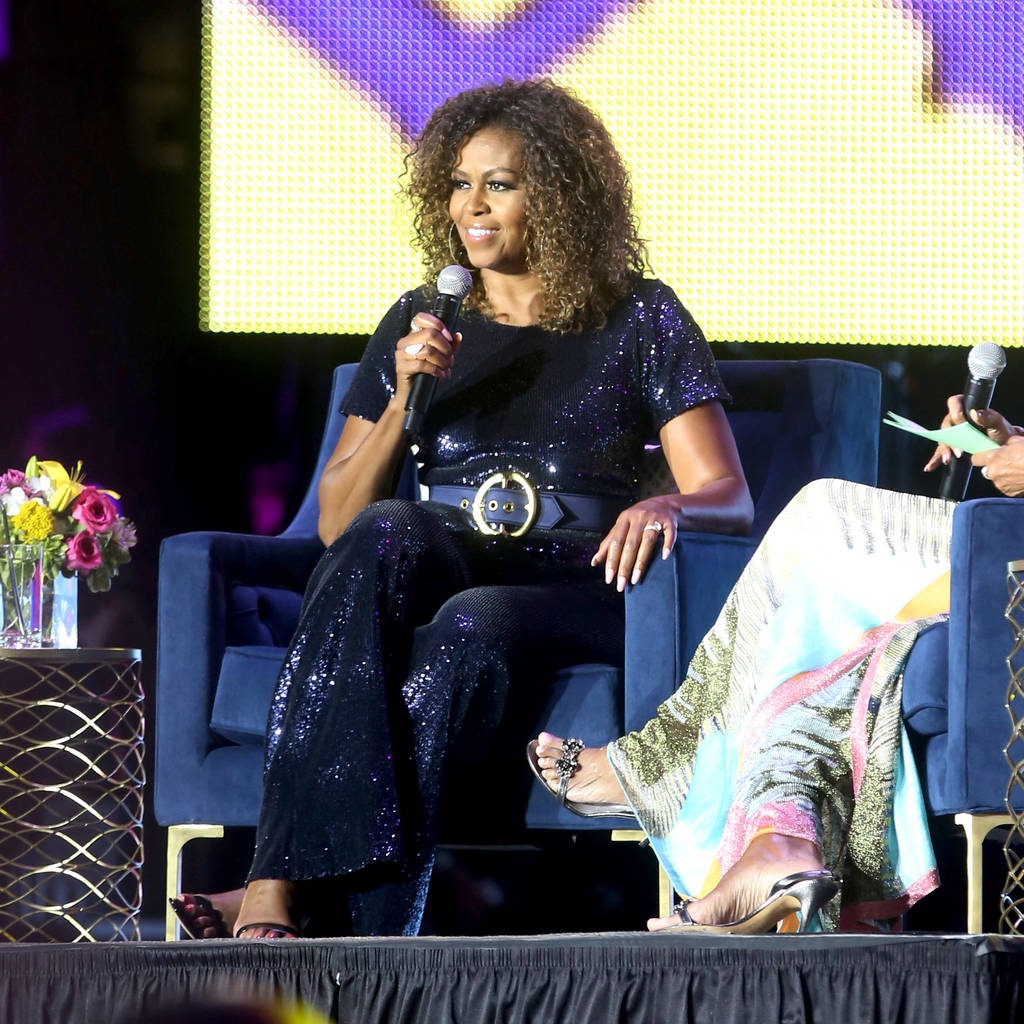 Michelle Obama: 'People are afraid of strong black women