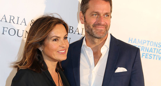 Peter Hermann: 'Marriage to Mariska Hargitay is a gift'