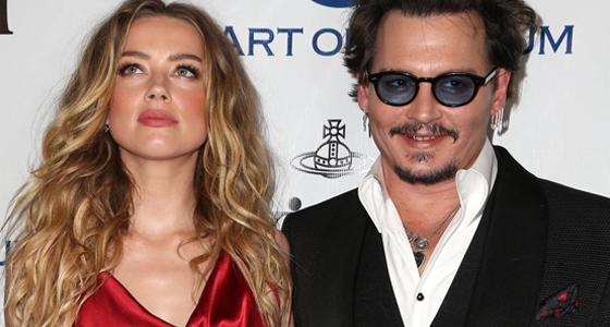Johnny Depp accuses Amber Heard of 'blackmailing' him with drug photos