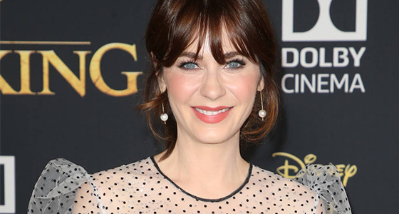 Zooey Deschanel dating Property Brothers star