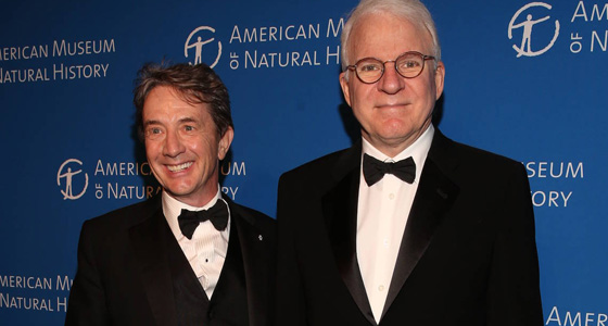 Steve Martin and Martin Short reuniting for comedy series