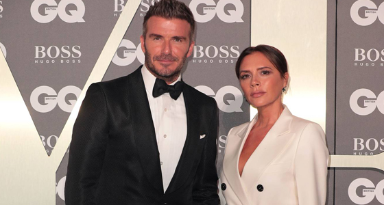 David & Victoria Beckham plot secret underground tunnel