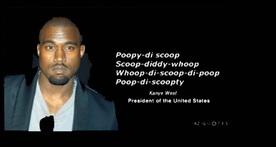 Kanye West for President memes