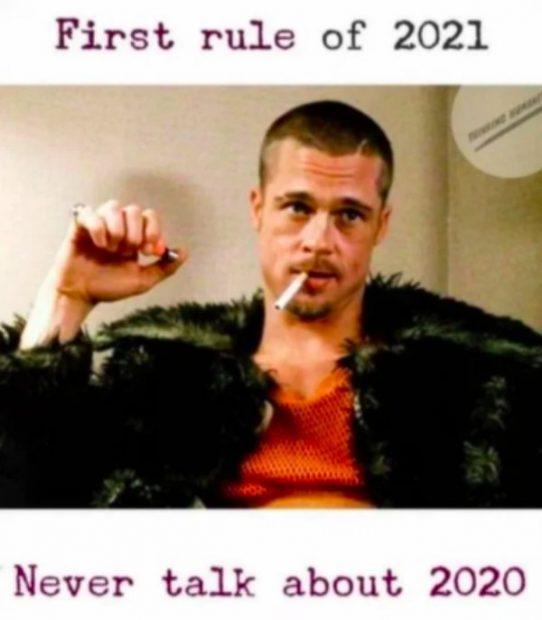 New Year 2021 Memes - The Tango